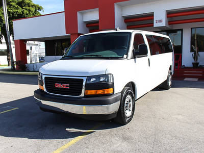 Used GMC SAVANA 2017 MIAMI LT