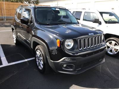 Used JEEP RENEGADE 2015 MIAMI LATITUDE