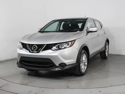 Used NISSAN ROGUE-SPORT 2017 MIAMI S