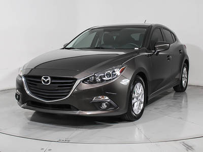 Used MAZDA MAZDA3 2016 MARGATE Touring