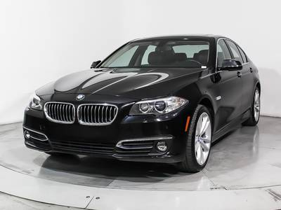 Used BMW 5-SERIES 2015 HOLLYWOOD 535I