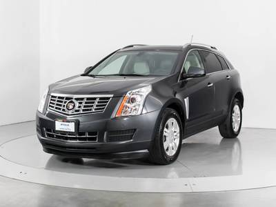 Used CADILLAC SRX 2016 WEST PALM LUXURY