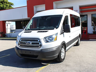 Used FORD TRANSIT-WAGON 2018 MIAMI Xlt 15 Passenger