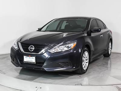 Used NISSAN ALTIMA 2017 HOLLYWOOD S