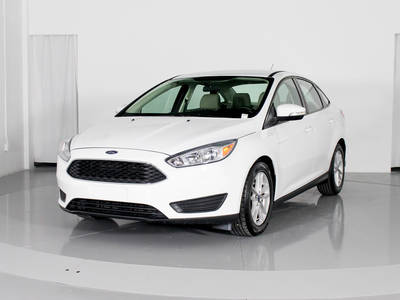 Used FORD FOCUS 2017 MARGATE SE