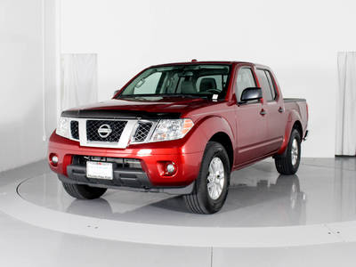Used NISSAN FRONTIER 2017 MARGATE Sv