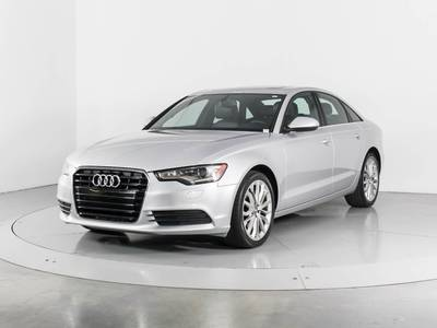 Used AUDI A6 2014 WEST PALM PREMIUM