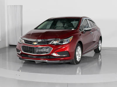 Used CHEVROLET CRUZE 2018 MARGATE LT