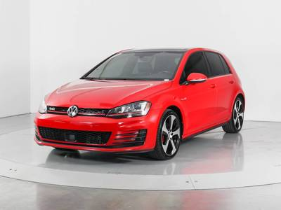 Used VOLKSWAGEN GTI 2015 HOLLYWOOD Se