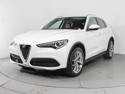 Used Alfa Romeo Stelvio Suv For Sale In Miami Hollywood West Palm