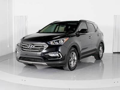 Used HYUNDAI SANTA-FE-SPORT 2017 MARGATE Popular Package