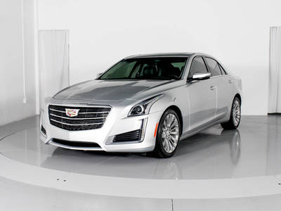 Used CADILLAC CTS 2016 MIAMI LUXURY