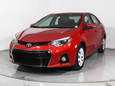 Used TOYOTA COROLLA 2015 HOLLYWOOD S