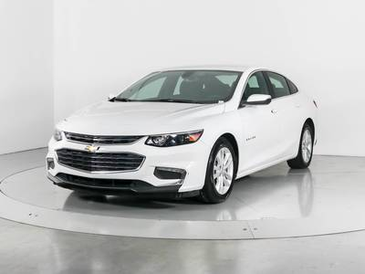 Used CHEVROLET MALIBU 2018 WEST PALM LT (2FL)
