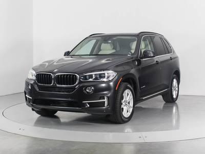 Used BMW X5 2015 WEST PALM XDRIVE35D