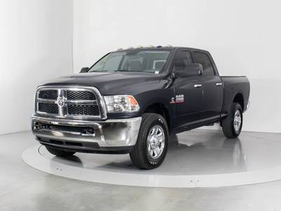 Used RAM 2500 2015 WEST PALM Slt Crew Cab