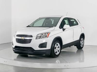 Used CHEVROLET TRAX 2016 WEST PALM LS