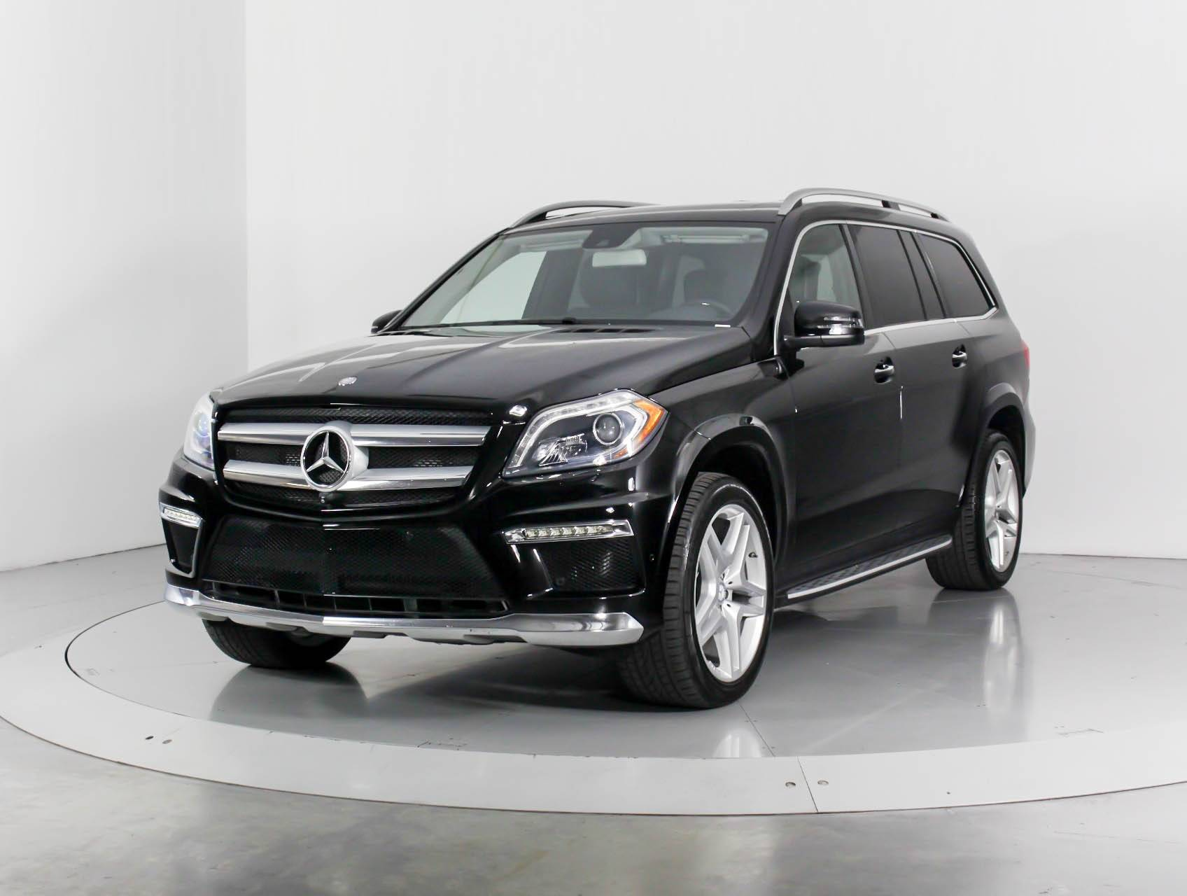 Used 2014 Mercedes Benz Gl Class Gl550 4matic Suv For Sale In West Palm Fl 100388 Florida Fine Cars