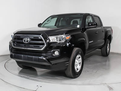 Used TOYOTA TACOMA 2016 HOLLYWOOD Sr5