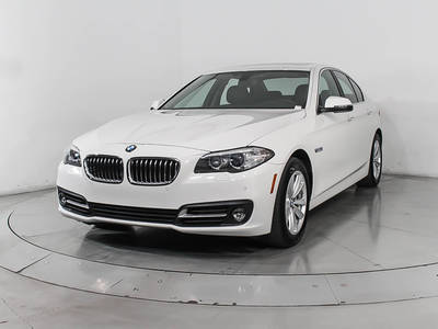 Used BMW 5-SERIES 2016 MIAMI 528I