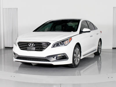 Used HYUNDAI SONATA 2016 WEST PALM Limited Ultimate Pkg