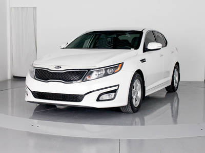 Used KIA OPTIMA 2015 MARGATE LX