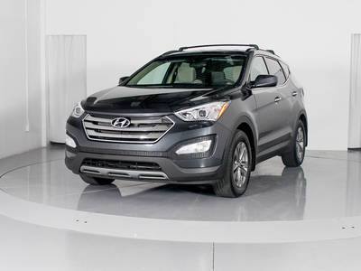 Used HYUNDAI SANTA-FE-SPORT 2016 MARGATE Popular