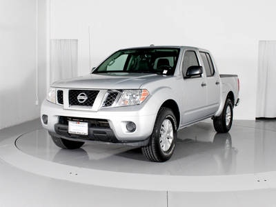 Used NISSAN FRONTIER 2016 MARGATE Sv