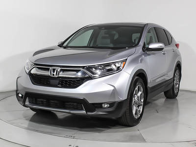 Used HONDA CR-V 2017 MIAMI EX-L
