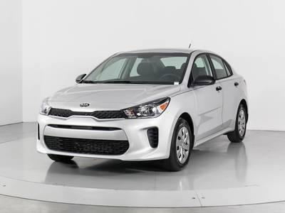 Used KIA RIO 2018 WEST PALM Lx