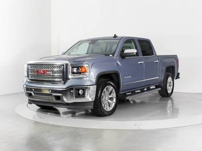 Used GMC SIERRA 2015 WEST PALM Slt Z60