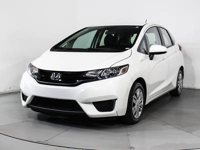 Used HONDA FIT 2017 MIAMI LX