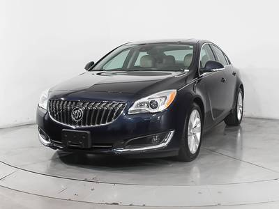 Used BUICK REGAL 2016 MIAMI PREMIUM 2