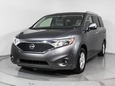 Used NISSAN QUEST 2017 MIAMI Sv