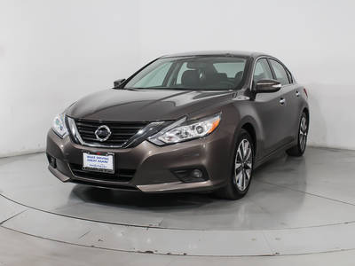 Used NISSAN ALTIMA 2017 MIAMI Sl