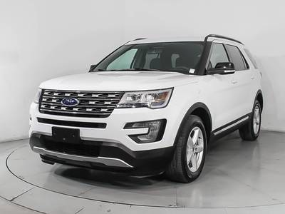 Used FORD EXPLORER 2017 MIAMI XLT 4X4