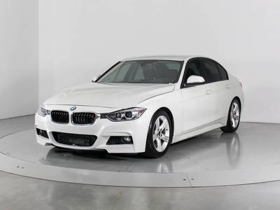 Used BMW 3-SERIES 2014 WEST PALM 328i M Sport