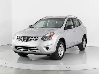 Used NISSAN ROGUE-SELECT 2015 MARGATE S