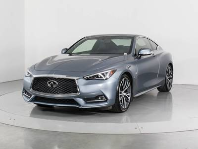 Used INFINITI Q60 2017 WEST PALM PREMIUM