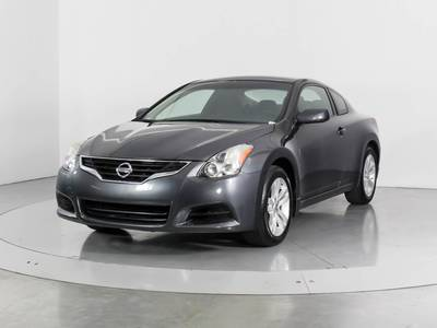 Used NISSAN ALTIMA 2013 WEST PALM 2.5 S