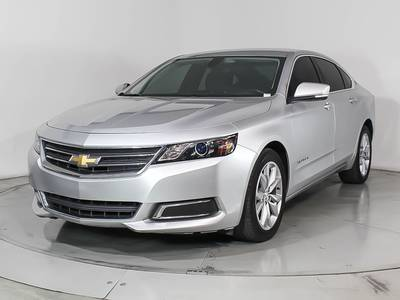 Used CHEVROLET IMPALA 2017 MIAMI LT (1LT)
