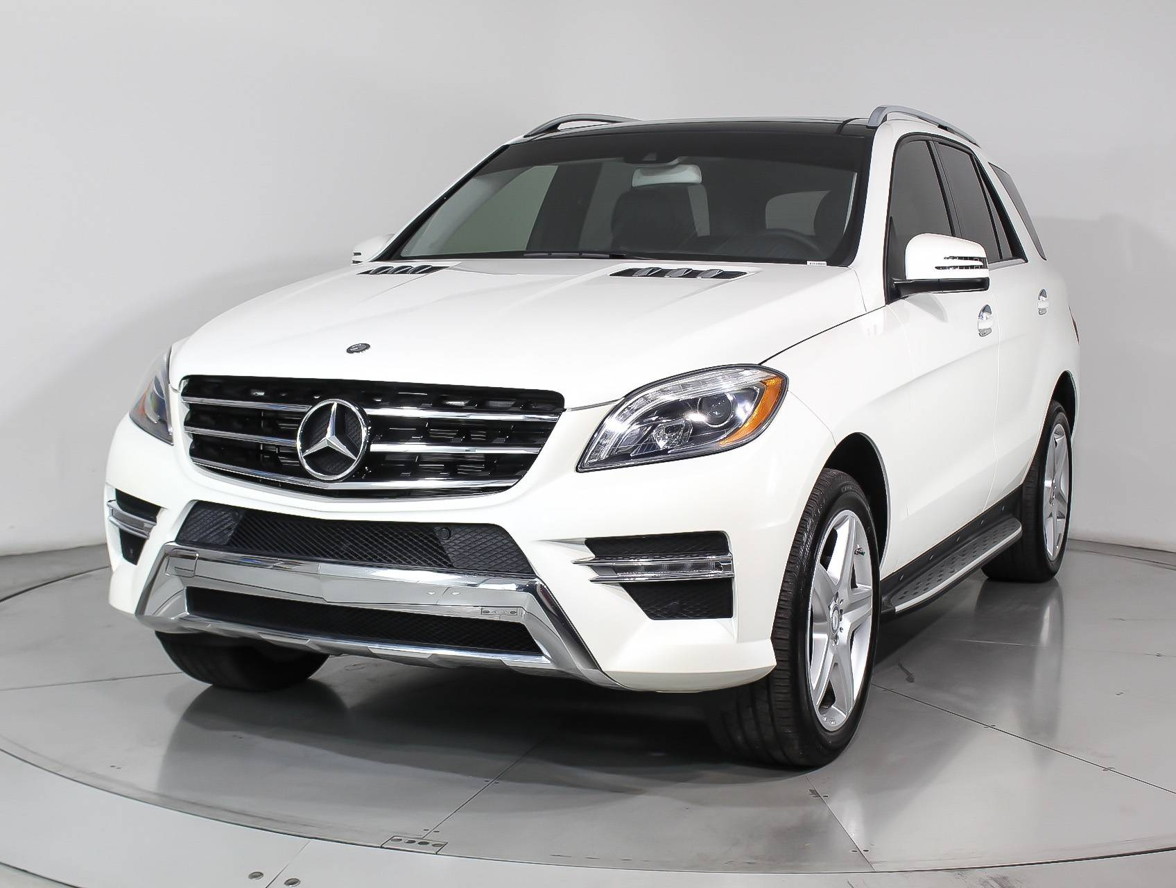 2017 Mercedes Benz Gle350 Sport >> Used 2014 MERCEDES-BENZ M CLASS ML550 4MATIC SUV for sale ...