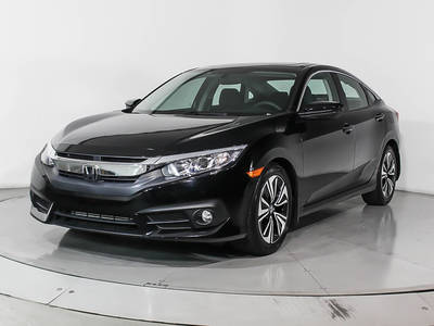 Used HONDA CIVIC 2017 HOLLYWOOD EX-T