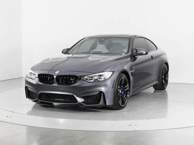 Used BMW M4 2015 WEST PALM