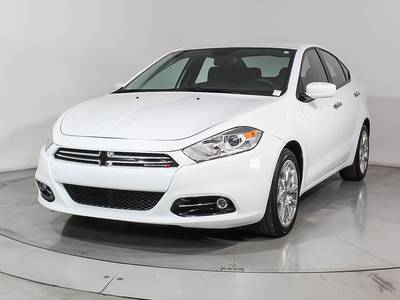 Used DODGE DART 2016 MIAMI SXT SPORT