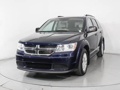 Used DODGE JOURNEY 2017 MIAMI SE