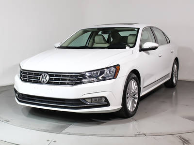 Used VOLKSWAGEN PASSAT 2016 MIAMI Se Technology