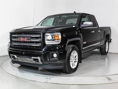 Used GMC SIERRA 2015 MIAMI Slt 4x4