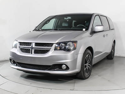 Used DODGE GRAND-CARAVAN 2018 MIAMI GT