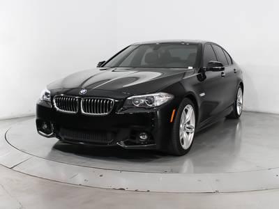 Used BMW 5-SERIES 2016 MIAMI 535i Msport